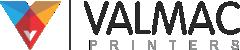 Valmac Printing Logo